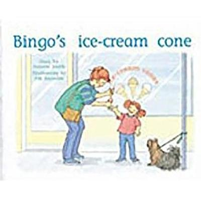 Rigby PM Plus - Leveled Reader Bookroom Package Red (Levels 3-5) Bingo's Ice-Cream Cone (Paperback): Rigby