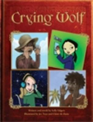 Springboard into Comprehension Level 4The Crying Wolf (Paperback):