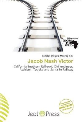 Jacob Nash Victor (Paperback): Carleton Olegario M. Ximo