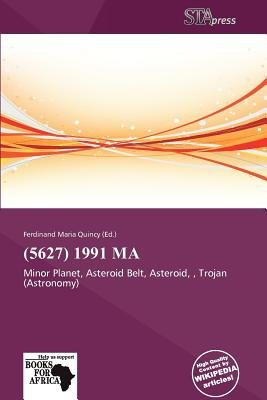 (5627) 1991 Ma (Paperback): Ferdinand Maria Quincy