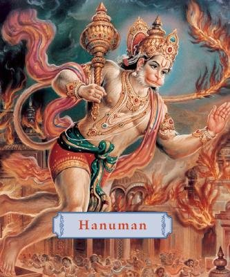Hanuman - The Heroic Monkey God (Hardcover, Revised): Joshua Greene