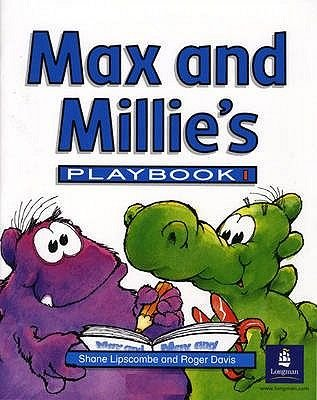 Max and Millie's Playbook, No. 1 (Paperback): Shane Lipscombe, Roger Davis
