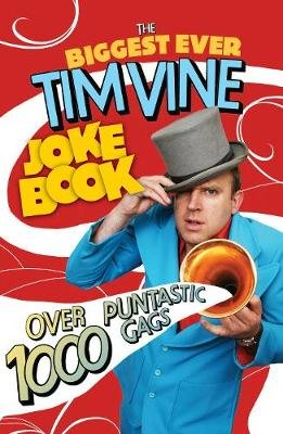 The Biggest Ever Tim Vine Joke Book (Electronic book text): Tim Vine