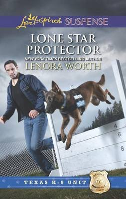 Lone Star Protector (Paperback): Lenora Worth
