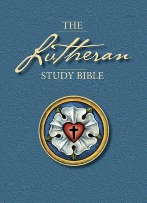 Lutheran Study Bible-ESV (Paperback): Edward Engelbrecht