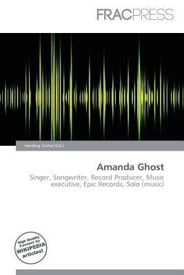 Amanda Ghost (Paperback): Harding Ozihel