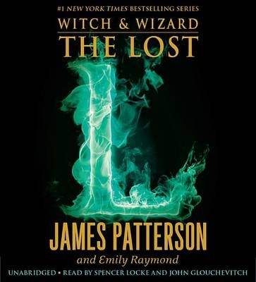 The Lost (Standard format, CD): James Patterson, Emily Raymond