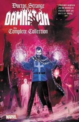 Doctor Strange: Damnation - The Complete Collection (Paperback): Donny Cates
