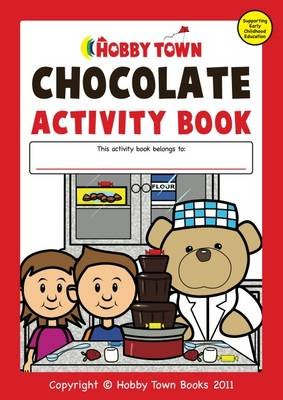 The Chocolate Activity Book (Paperback): Catherine McEneaney