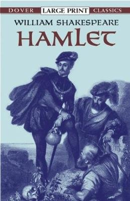 Hamlet (Large print, Paperback, Large type / large print edition): William Shakespeare