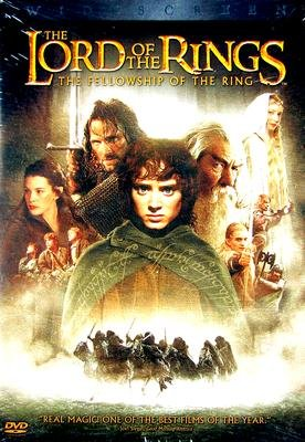 The Lord of the Rings: The Fellowship of the Ring (Video casette, Special): Peter Jackson