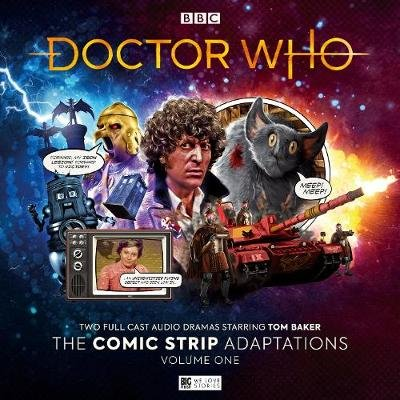 Doctor Who - The Comic Strip Adaptations Volume 1 (CD): Alan Barnes