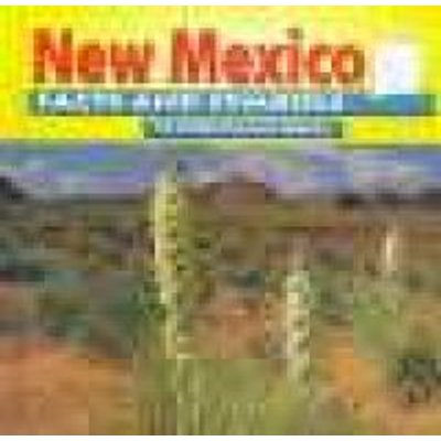 New Mexico Facts and Symbols (Hardcover, Library binding): Shelley Swanson Sateren