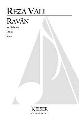 Ravan for Orchestra - Full Score (Paperback):