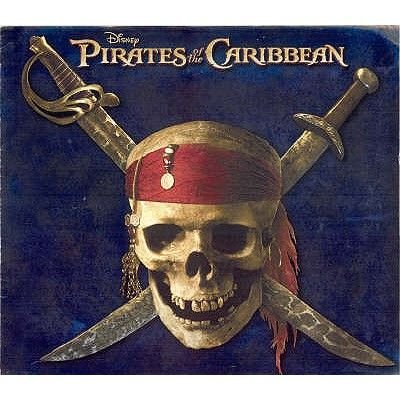 """Pirates of the Caribbean"" (Hardcover):"