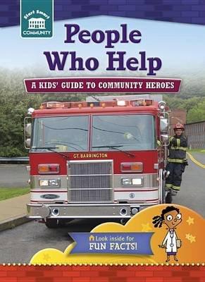 People Who Help - A Kids' Guide to Community Heroes (Paperback): Rachelle Kreisman