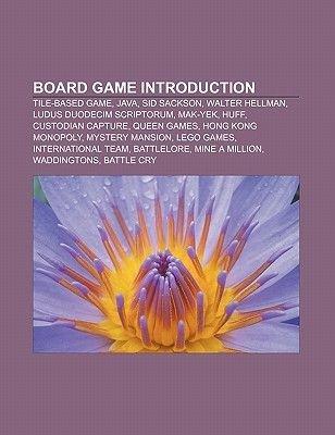 Board Game Introduction - Tile-Based Game, Java, Sid Sackson, Walter Hellman, Ludus Duodecim Scriptorum, Mak-Yek, Huff,...