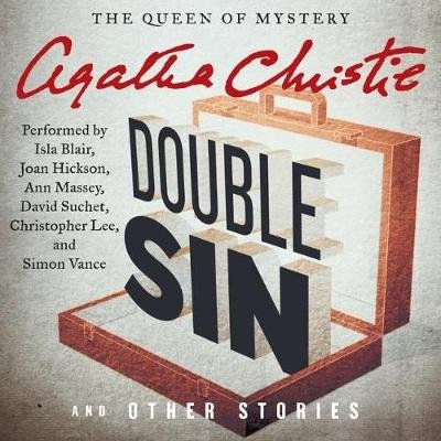 Double Sin and Other Stories Lib/E (Standard format, CD): Agatha Christie