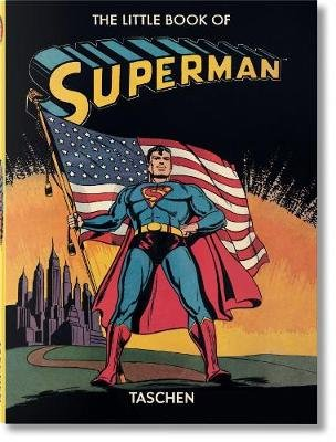 The Little Book of Superman (English, French, German, Paperback): Paul Levitz