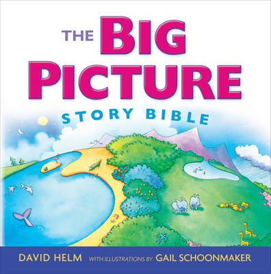 The Big Picture Story Bible (Hardcover, Redesign): David R Helm
