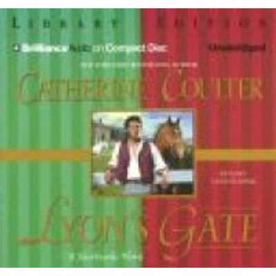 Lyon's Gate (Standard format, CD, Library ed.): Catherine Coulter