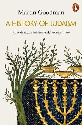 A History of Judaism (Paperback): Martin Goodman