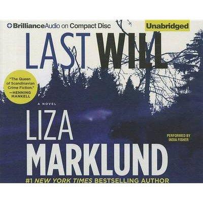 Last Will (Standard format, CD): Liza Marklund