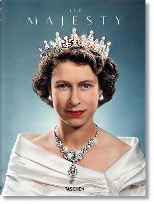 Her Majesty (English, French, German, Hardcover): Christopher Warwick