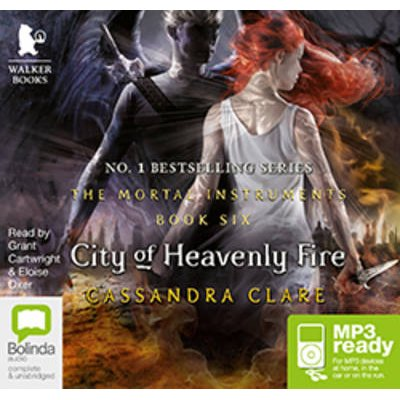 City of Heavenly Fire (Vinyl record, Unabridged edition): Cassandra Clare