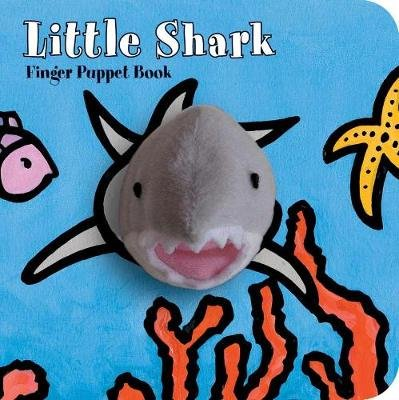 Little Shark - Finger Puppet Book (Novelty book): Klaartje van der Put