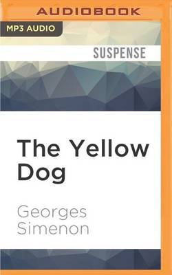 The Yellow Dog (MP3 format, CD): Georges Simenon