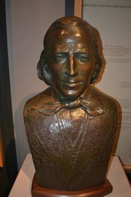 Bust of Brigham Young Journal - 150 Page Lined Notebook/Diary (Paperback): Cool Image