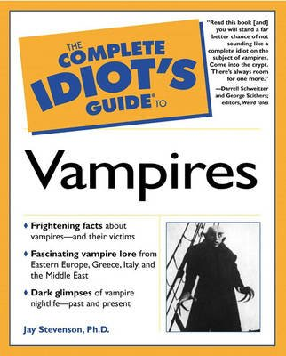 The Complete Idiot's Guide to Vampires (Counterpack  filled): Jay Stevenson
