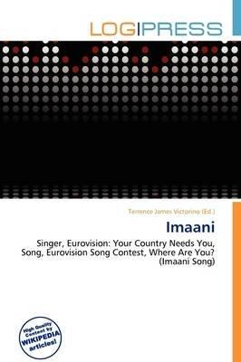 Imaani (Paperback): Terrence James Victorino