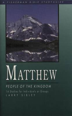 Matthew (Electronic book text): Larry Sibley