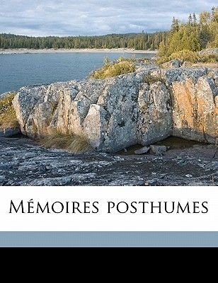 M Moires Posthumes Volume 2 (French, Paperback): Odilon Barrot