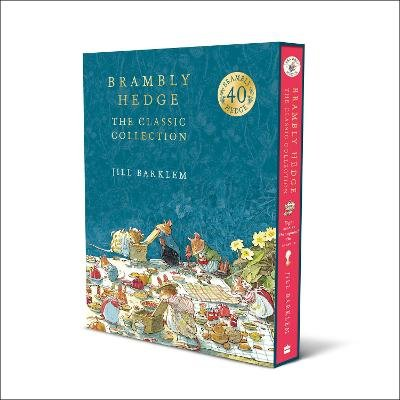 The Brambly Hedge Complete Collection (Hardcover): Jill Barklem