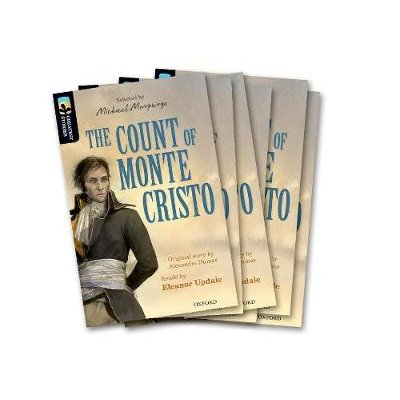 Oxford Reading Tree TreeTops Greatest Stories: Oxford Level 20: The Count of Monte Cristo Pack 6 (Paperback): Eleanor Updale