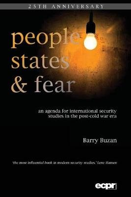 People, States and Fear - An Agenda for International Security Studies in the Post-cold War Era (Paperback, 2nd Revised...