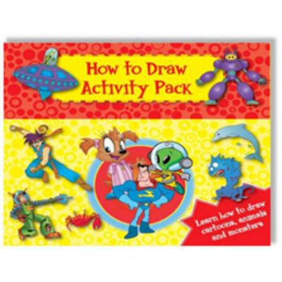 My How to Draw Pack (Hardcover):