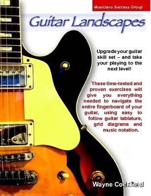 Guitar Landscapes (Paperback): Wayne Cockfield
