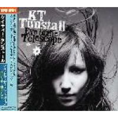 Tunstall. KT - Eye to Telescope -Special Edition (CD, Imported): Tunstall. KT