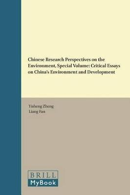 Chinese Research Perspectives On The Environment Special Volume  Chinese Research Perspectives On The Environment Special Volume  Critical Essays  On Chinas Environment And Lab Report Writer also Custome Writting Service  Script Writing Help
