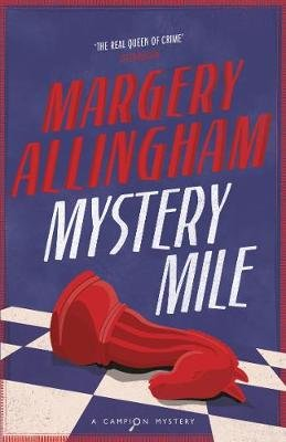 Mystery Mile (Electronic book text): Margery Allingham