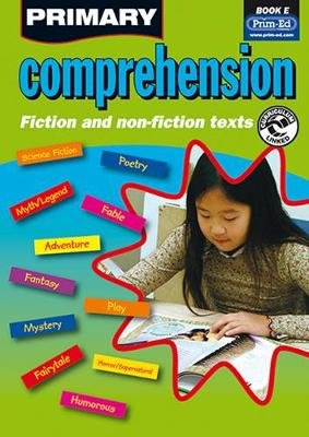 Primary Comprehension, Bk. E - Fiction and Nonfiction Texts (Paperback):