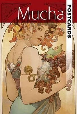 Mucha Postcards (Postcard book or pack):