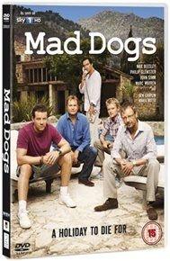 Mad Dogs (DVD): John Simm, Marc Warren, Philip Glenister, Max Beesley, Ben Chaplin