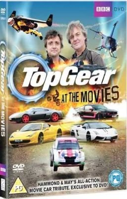 Top Gear At The Movies (DVD): Richard Hammond, James May