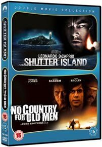 Shutter Island/No Country for Old Men (DVD): Leonardo DiCaprio, Mark Ruffalo, Ben Kingsley, Emily Mortimer, Michelle Williams,...