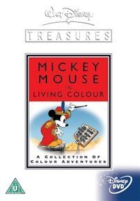 Walt Disney Treasures: Mickey in Living Colour - 1935 to 1938 (DVD): Walt Disney Studios